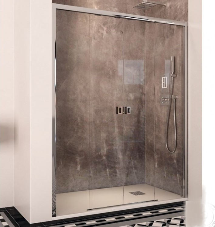 Mampara de ducha sevilla standard tienda de mamparas - Mamparas de bano sevilla ...