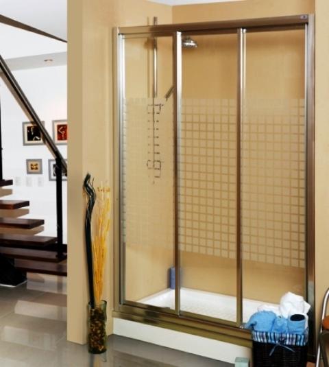 Mampara de ba o modelo hermes en vidrio tienlinday - Mamparas de ducha opiniones ...