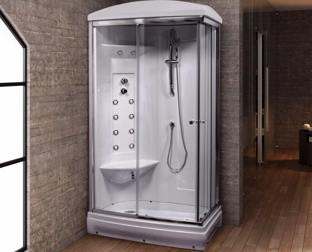 Cabina hidromasaje bonillo tienda de mamparas tienlinday - Cabina de duchas ...